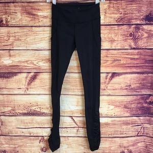 Lululemon Athletica Black Workout Leggings